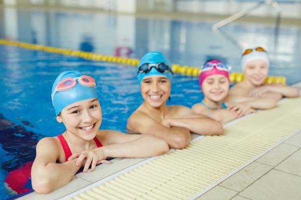Schools Swimming Team